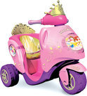 Disney Pincess Scooter met Accu