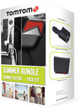 TomTom Zomerbundel - Tas voor 4.3 en 5 inch + High Speed Multi Charger
