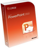 Microsoft PowerPoint 2010 32-bit/x64 Dutch 1 License DVD