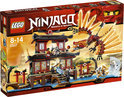 LEGO Ninjago Vuurtempel - 2507