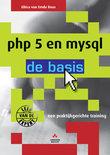 PHP 5 en MySQL 5 - de basis