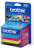Brother LC900 - Inktcartridge / Geel / Magenta / Cyaan / Zwart