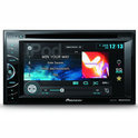 Pioneer AVH-X1500DVD - Autoradio/ DVD- speler - Zwart
