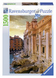 Ravensburger Trevifontein, Rome - Puzzel
