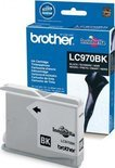 Brother LC-970BK Inktcartridge - Zwart