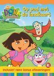 Dora The Explorer - Op Pad Met De Landkaart