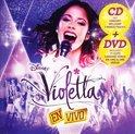 Violetta En Vivo (+Bonus Dvd)