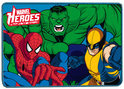 Marvel heroes placemat