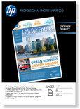 HP - Matt photo paper - A4 (210 x 297 mm) - 200 g/m2 - 100 sheet(s) - for Color LaserJet 85XX  LaserJet Enterprise 600 M601, 600 M602  LaserJet Pro 100, 400 M401