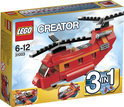 LEGO Creator Rode Rotors Helikopter - 31003