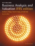 Business Analysis And Valuation Text Only