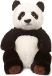 WWF Panda, zittend. 32 cm