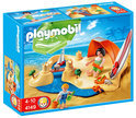 Playmobil Compactset Strandvakantie - 4149