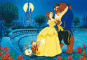 Clementoni Disney puzzel beauty & the beast 35 stukjes