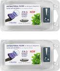 Wpro ANTF-MIC  Antibacterieel luchtfilter voor Whirlpool Koelkasten