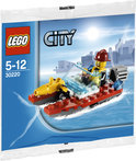 LEGO City Brandweer Speedboot - 30220