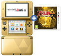 Nintendo 3DS XL Zelda + The Legend of Zelda: A Link Between Worlds - Limited Edition