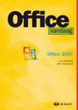 Office vandaag (office 2007) - leerwerkboek (+ cd-rom)