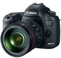 Canon EOS 5D Mark III + 24-105 mm f/4 L IS USM - Spiegelreflexcamera