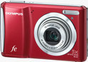 Olympus FE-47 - Rood
