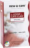 New Care L-Lysine + Cats Claw Speciaal - 60 Tabletten - Voedingssupplement