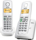 Gigaset A220 - Duo DECT telefoon - Wit
