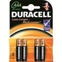 Duracell Basic AAA 4-pack