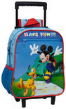 Mickey Mouse Rugtas/Trolley 28 CM