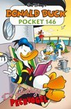 Donald Duck Pocket / 146 De Gelukkige Pechvogel