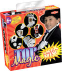 Top Magic Trix Mix Box 3 Rood - Goochelset