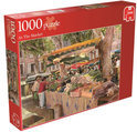 Jumbo At the Market - Puzzel - 1000 stukjes