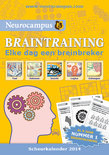 Neurocampus braintraining  / Scheurkalender 2014