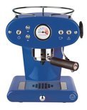 Espressoapparaat illy X1 Trio - Donkerblauw (voor E.S.E. Servings)