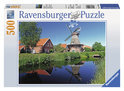 Ravensburger Oost-Friese windmolen - Puzzel