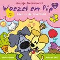 Woezel en Pip / 4 Hier is de tovertuin + DVD