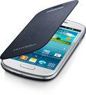 Samsung Flip Cover voor de Samsung Galaxy S3 Mini - Blauw
