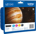 Brother LC-1240VALBP Inktcartridge - 4 Kleuren
