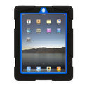 Survivor iPad 2/3/4 BLK/BLU/BLK
