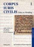 Corpus iuris civilis i instituten / druk 1