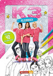 K3 Glitter Kleurboek
