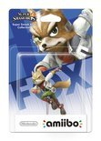 Nintendo amiibo figuur - Fox (WiiU + New 3DS)