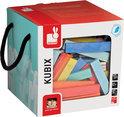 Kubix 100 gekleurde blokjes