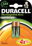 Duracell Rechargeable Accu Supreme - 2xAAA