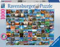 Ravensburger 99 Mooie Plekken op Aarde - Legpuzzel