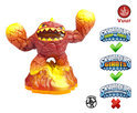 Skylanders Giants Eruptor - Lightcore Wii + PS3 + Xbox 360 + 3DS + Wii U
