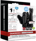 Speedlink, Quaddock All-In-1 Charging System (Black)  PS3