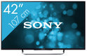 Sony Bravia KDL-42W805 - 3D led-tv - 42 inch - Full HD - Smart tv