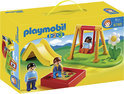 Playmobil 1.2.3. Kleuterspeeltuin - 6785