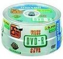 Maxell DVD-R 120min/4.7 GB 25 stuks op Spindel