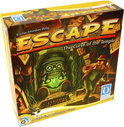 Escape The Curse of the Temple - Bordspel